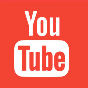 Youtube Tile with Youtube Logo